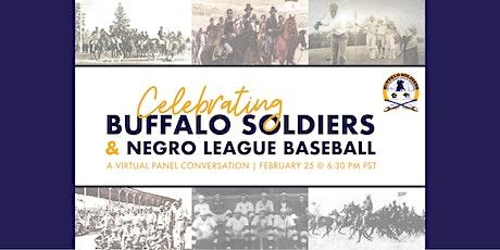Celebrating Buffalo Soldiers & Negro League Baseball tickets