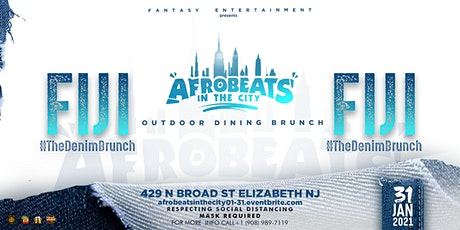 Afrobeats In The City ||  Fiji #TheDenimParty tickets