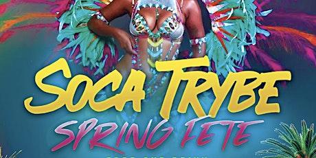 Soca Trybe Spring Fete tickets