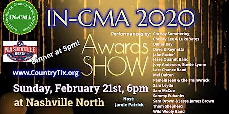 2020 IN-CMA Awards show tickets