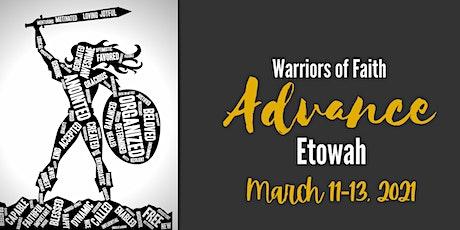 2021 Warriors of Faith Advance Conference - Etowah, TN tickets