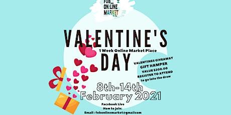 Valentines 1-week Market 8-14th February tickets