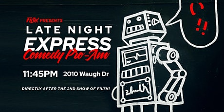 Late Nite Express: Comedy Pro-Am tickets