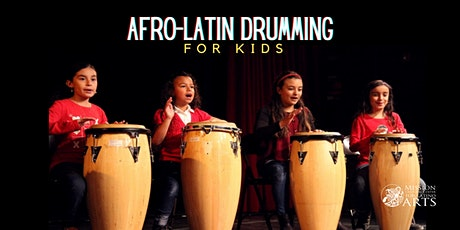 Corazon Del Barrio: Afro-Latin Drumming for Kids tickets