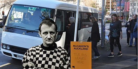 McCahon's Auckland 2021: Bus Tour tickets