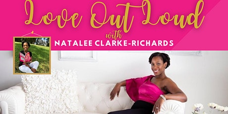 Love Out Loud Virtual Book Launch tickets