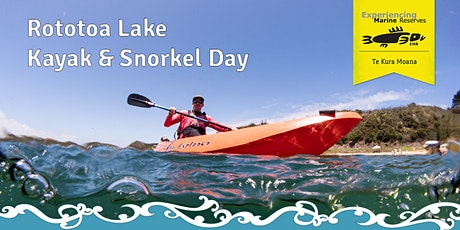 Rototoa Lake Kayak and Snorkel Day tickets