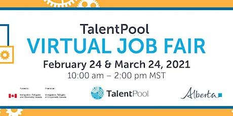 Virtual Job Fairs tickets