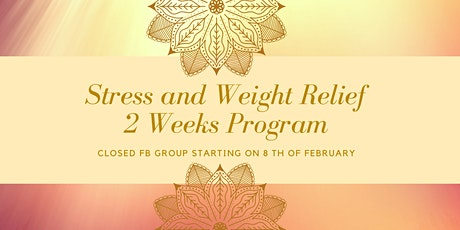 Stress and Weight Relief 2 Weeks Program tickets