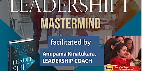 Virtual Mastermind Group for Leaders #202102 - Leadershift tickets