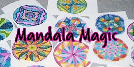 Mandala Magic tickets