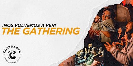 The Gathering - 1er. Servicio entradas