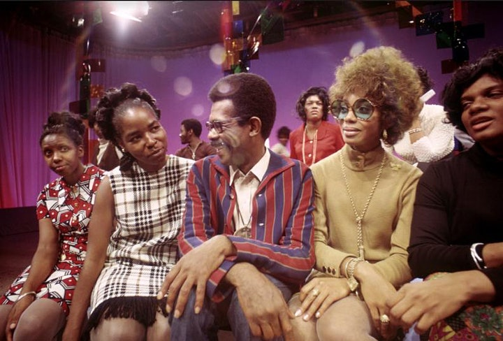Mr. Soul! Film Screening image