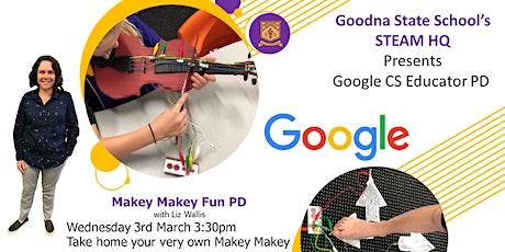 GSS's STEAM HQ Presents Makey Makey Fun tickets