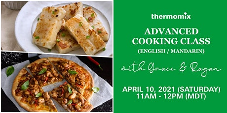 Thermomix® Cook Along (Bilingual: English/Mandarin) tickets