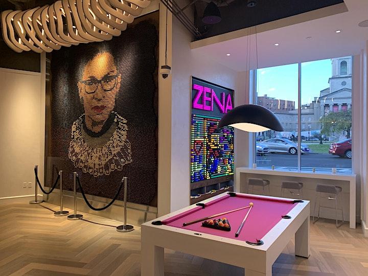 Live Salon: Andrea Seiger @ Hotel Zena image