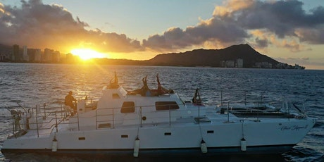Valentines Committed Couples TANTRA Catamaran Cruise  (for 4 couples only) tickets