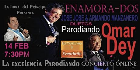 ENAMORA-DOS tickets