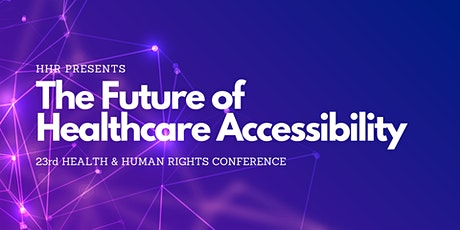 2021 Health and Human Rights Conference tickets