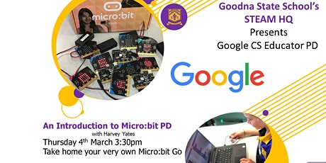 GSS's STEAM HQ Presents an Introduction to Micro:bit PD tickets
