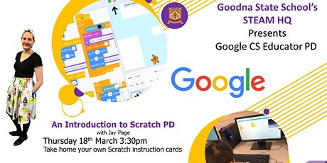 GSS's STEAM HQ Presents an Introduction to Scratch tickets