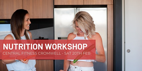 Central Fitness Nutrition Workshop tickets