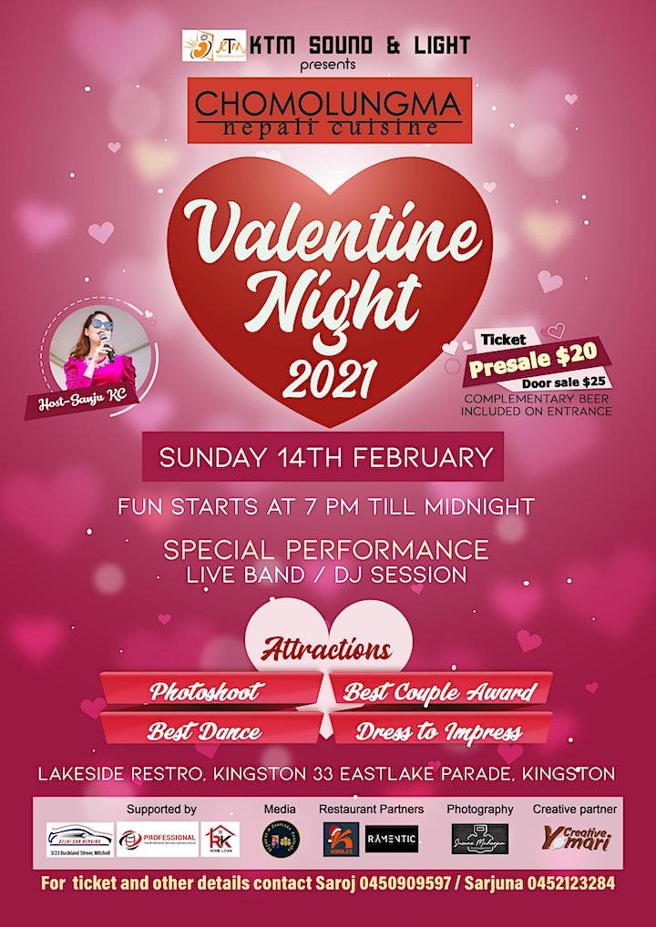 Valentine Night 2021 image
