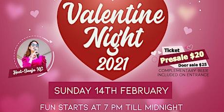 Valentine Night 2021 tickets