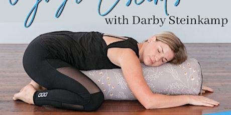 Yoga Escents - Yin Yoga & Essential Oils tickets