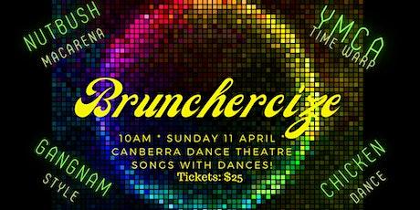 Brunchercize April - Songs with Dances tickets