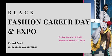 Black Fashion Career Day tickets