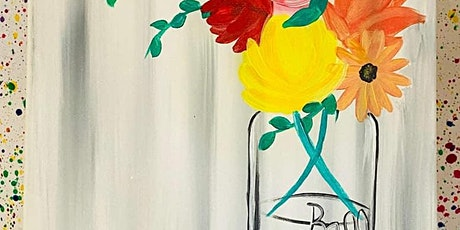Spring Bouquet Paint Night tickets