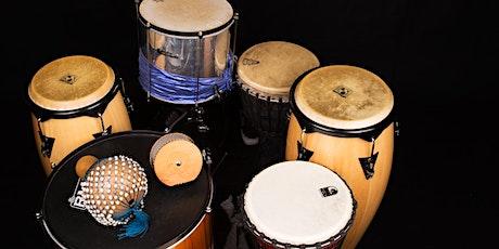 African Beats - Drum Classes tickets