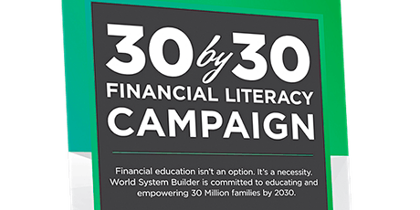 FREE Financial Literacy Campaign tickets
