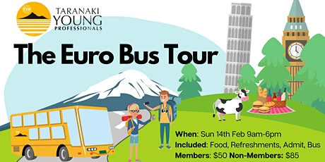 The Euro Bus Tour 2021 tickets