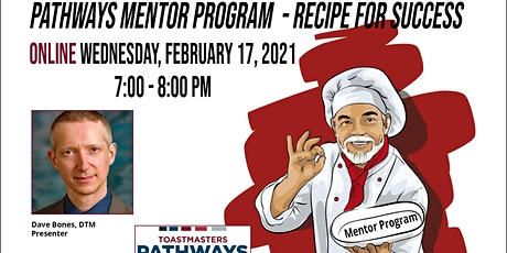 Pathways Mentor Program - Recipe for Success tickets