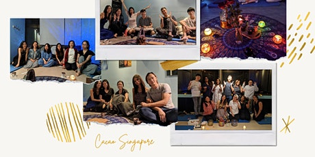 Cacao Ceremony Singapore tickets
