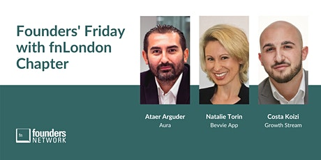 Founders' Friday with fnLondon Chapter tickets