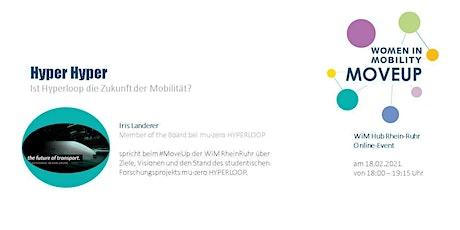 Hyper Hyper: Ist Hyperloop-Technologie die Zukunft der Mobilität? Tickets