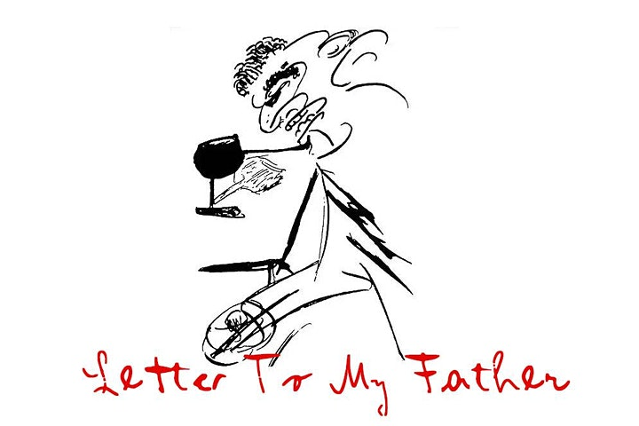 Franz Kafka's LETTER TO MY FATHER image
