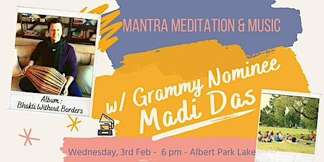 Mantra Meditation w/ Grammy Nominee Madi Das tickets