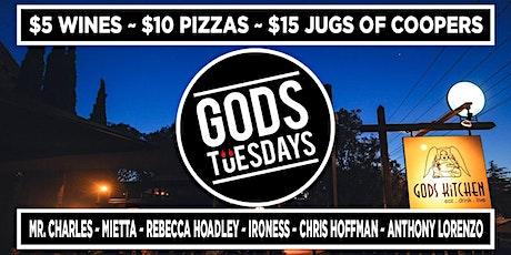 Gods Tuesdays -  February 2nd, 2021 tickets
