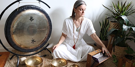 Virtual Virgo Full Moon Sound Bath and Guided Meditation tickets