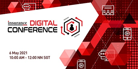 Insurance Asia Digital Conference 2021 tickets