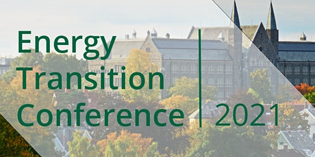Energy Transition Conference 2021 tickets