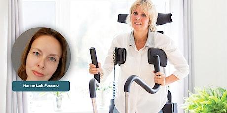 Fysio og aktivitet hos voksne med arvelig nevrologisk/nevromuskulær sykdom tickets