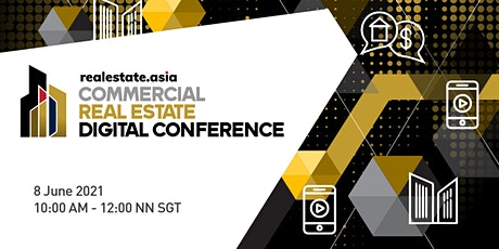 Commercial Real Estate Digital Conference 2021 tickets