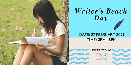 Writer's Beach Day (CALLING OUT LADIES) tickets