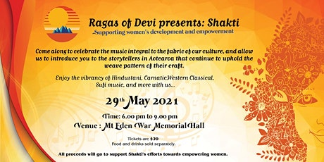 Ragas of Devi presents: Shakti tickets