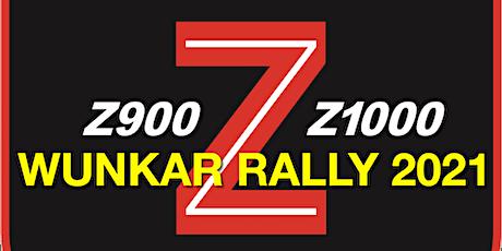 Wunkar Rally tickets